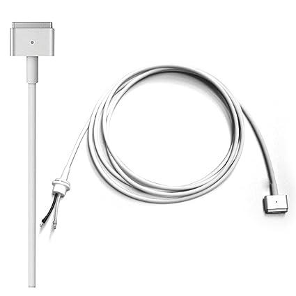 Aursen Compatible para 60W 85W 45W Magsafe 2 Cable de DC ...