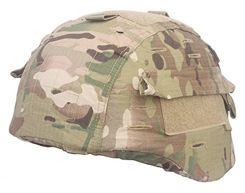 (OSdream Military MICH 2000 Ver2/ACH Advanced Combat Multicam Helmet Cover Helmet Accessories (MC))