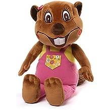 Gund Busy Beavers: Betty Beaver Stuffed Animal Plush