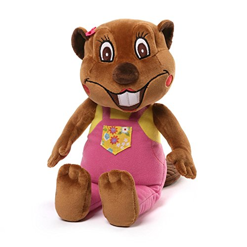 Gund Busy Beavers: Betty Beaver Stuffed Animal Plush