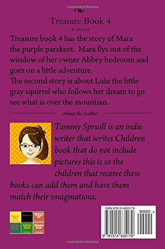 Treasure Book 4 (Treasure Book series) (Volume 4): Tammy