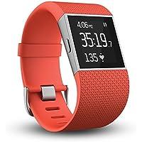 Fitbit urge 智能乐活手环 GPS全球定位 心率实时检测 手机音乐操控 智能手表全能王