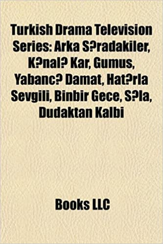 Amazon in: Buy Turkish Drama Television Series Book Online at Low