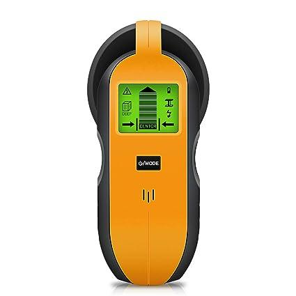 Ansbell Detector de Pared,Detector de Metales Stud Finder con LCD Detector Escáner De Pared