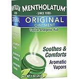 Mentholatum - Pommade Jar Froid Aromatiques Soins 28G [Bébé Produit]