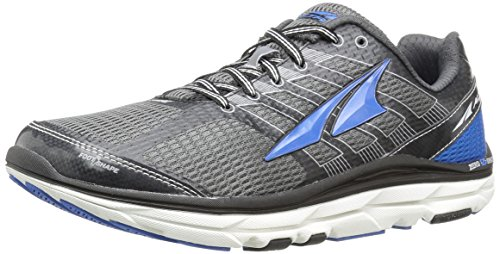 Altra Men's Provision 3 Road Running Shoe, Charcoal/Blue - 9 D(M) US by Altra