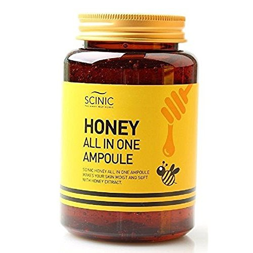 - 3 Pack Scinic Honey All in One Ampoule Serum 250ml
