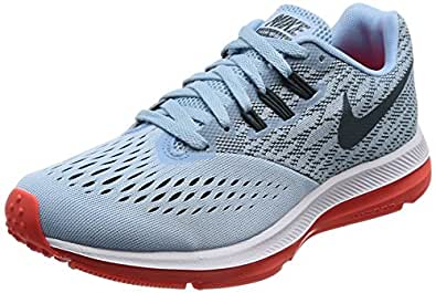 Amazon.com | Nike New Women's Zoom Winflo 4 Running Shoe