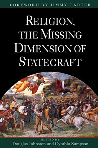 Cover of Religion, The Missing Dimension of Statecraft
