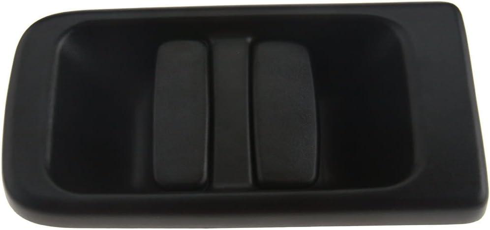 Manilla para puerta exterior deslizante derecha para Renault Master Vauxhall Opel Movano, color negro: Amazon.es: Bricolaje y herramientas
