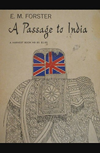author of the book a passage to india