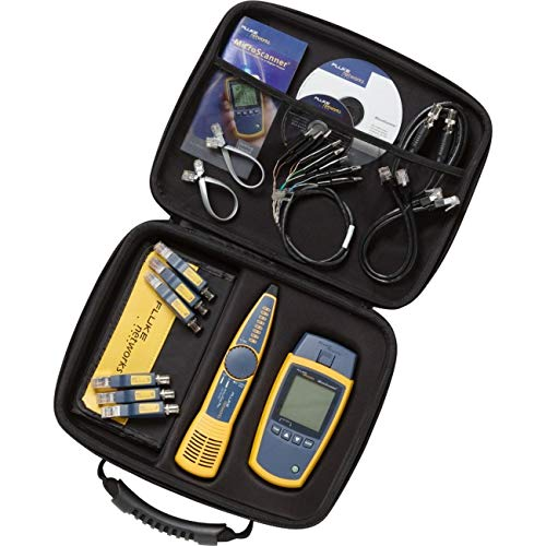 Network Cable Analyzer - Fluke Networks MicroScanner2 Professional Kit