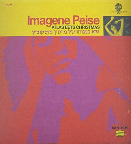 Price comparison product image Imagene Peise - Atlas Eets Christmas (Vinyl)