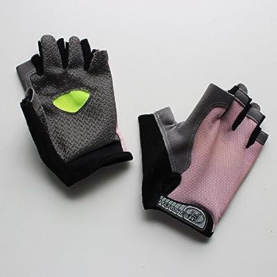 Guantes de Fitness, deportes guantes, macho y hembra semi ...