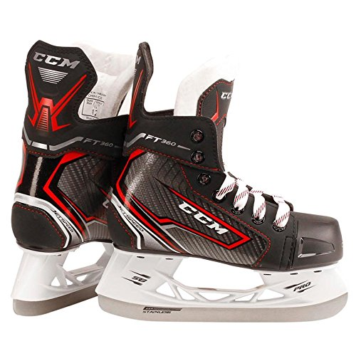 CCM Jetspeed FT360 Ice Hockey Skates (Youth)
