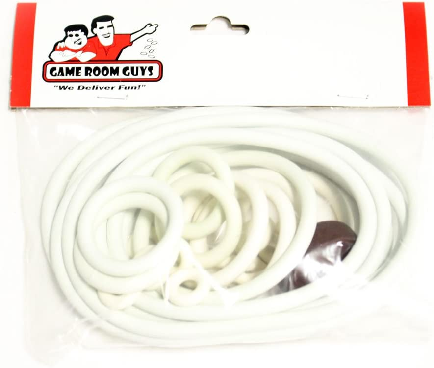Game Room Guys Williams 4 Roses Pinball Rubber Ring Kit