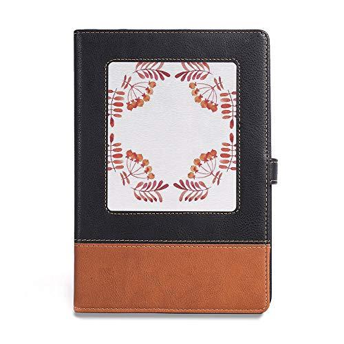 Soft Cover Notebook,Rowan,A5(6.1