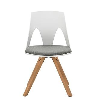 Baymate Spiel skandinavischer 2 Stühle, Trend Stühle-Küche aus Holz ...