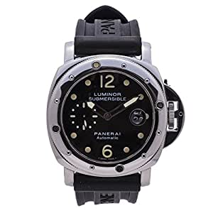 Officine Panerai Luminor Submersible automatic-self-wind mens Watch PAM 24 (Certified Pre-owned)