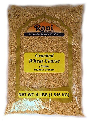 Rani Cracked Wheat Coarse (Fada) 4lb Bulk -
