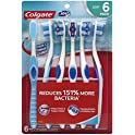 6-Pk. Colgate 360 Whole Mouth Clean Soft Toothbrush