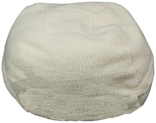 Carolina Pet Co. Sherpa Puff Ball, 26, colors may vary ()