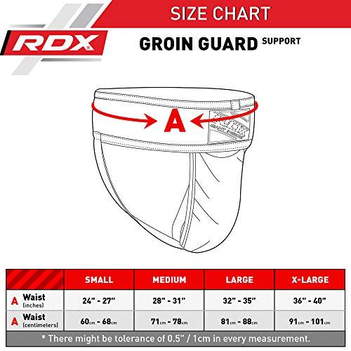 RDX Groin Guard Boxing Jock Strap MMA Abdominal Protector Muay Thai Abdo Gear CA