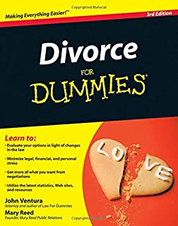 Divorce handbook for california how to dissolve your marriage divorce for dummies solutioingenieria Image collections
