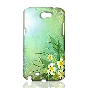 Lovely White Gardenia 3D Rough Skin, fashion image custom, hard 3D , New For HTC One M9 Case Cover By Codystore
