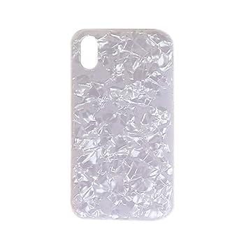 Aobiny - Carcasa para iPhone XS, diseño de flamencos con ...