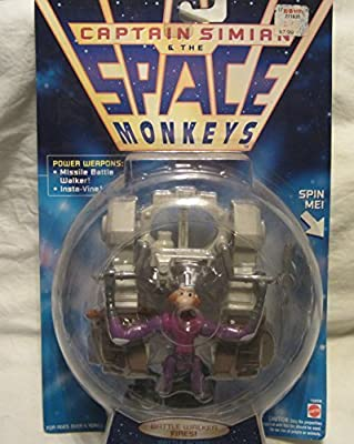 Mattel Space Monkeys Figura De Acción Spydor: Amazon.es: Juguetes ...
