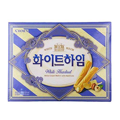 Crown White Heim Cookie, 10.01 Ounce