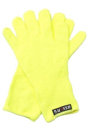 Mens 1 Pair Ussen Baltic Half Finger Gloves In 2 Colours