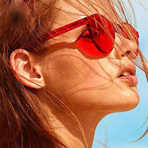 Protection pour polarisée Brillante Lunettes Wayfarer à polarisées Soleil lentille AMUSTER Monture 100 F de avec Rétro Multicolore wvF8q6wxC