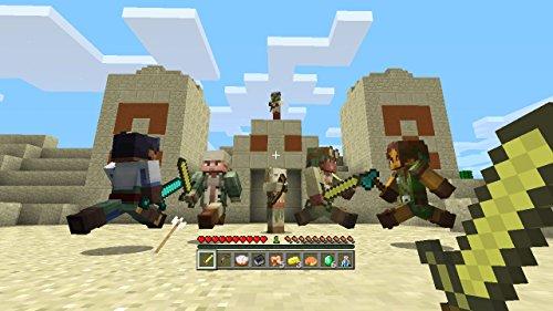 Minecraft - DLC,  Biome Settlers Skin Pack 1 - Wii U [Digital Code] by Mojang AB (Image #1)