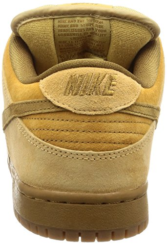 Zapatillas Hombre Nike SB Dunk Low TRD QS Duna / Twig / Wheat / Gum Med Brown Skate 12 Hombre EE. UU.