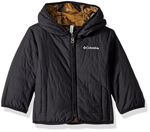 Columbia Kids & Baby Toddler Kids Double Trouble Jacket, Timberwolf, 2T