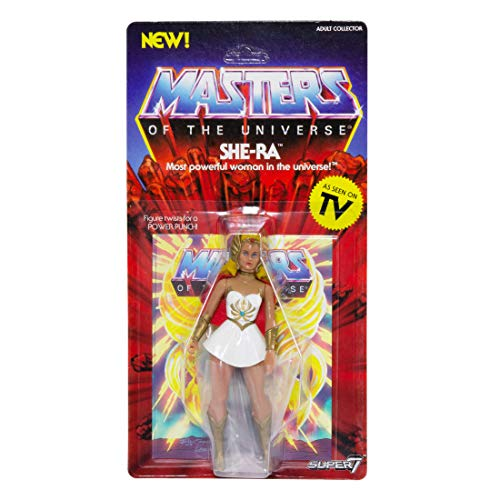 (Super7 Masters of The Universe Vintage Collection Action Figure She-Ra 14)