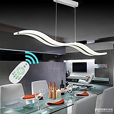Modern Led Pendant Lighting Fixture For Living Room Acrylic Stainless Pendant Lamps Bar Home Restaurant Dining Lighting