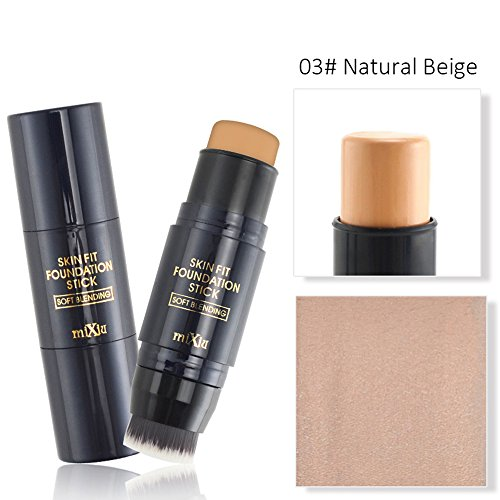 Tmalltide Makeup Concealer Stick Long-wearing Waterproof Corrector And Brushes Highlighter Cream 3 (The Makeup Corrector Pencil)