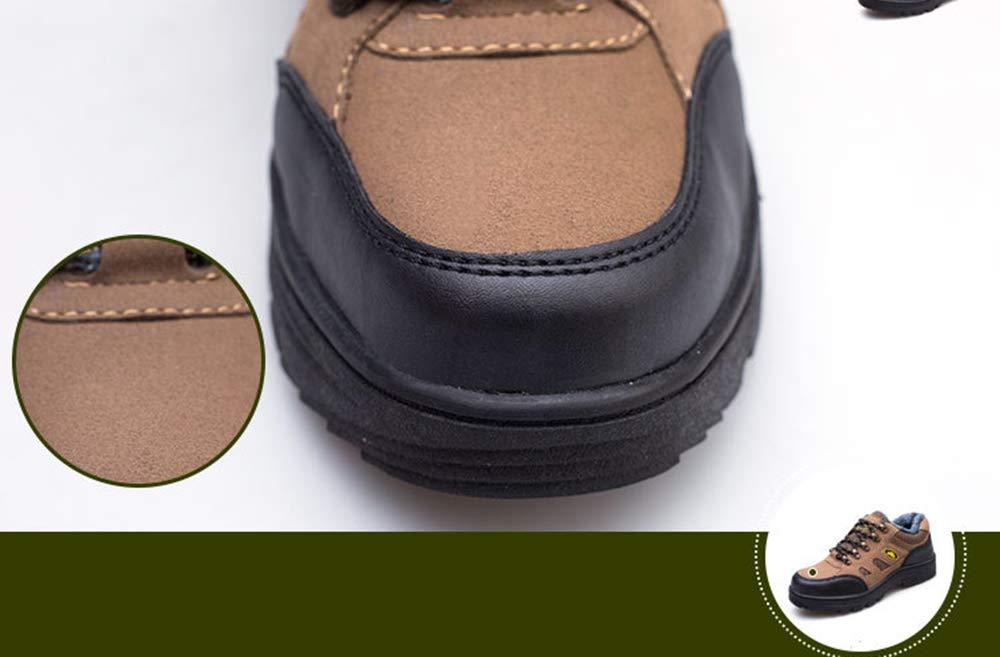 XINGUANG Herren Herren Herren Wanderschuhe, Plus Baumwolle Schutzschuhe, Zwei Farben der Schutzschuhe sind verfügbar af84a6