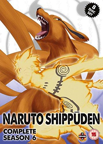 Naruto - Shippuden: Complete Series 6 - Complete Series Naruto