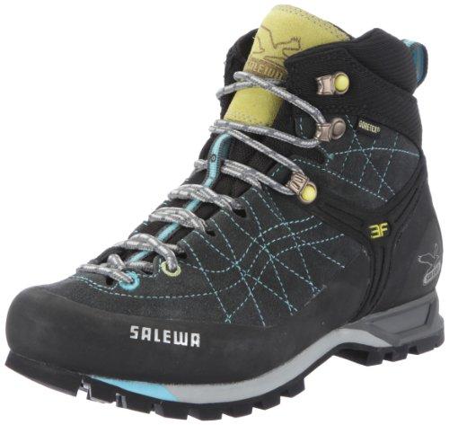 Salewa Dame Ws Mtn Træner Midten Gtx Trekking- & Wanderstiefel Grå (kul / Turkis 0785) z3rxj378eO