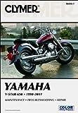 Yamaha V-Star 650 1998-2011 (Clymer Manuals: Motorcycle Repair)