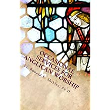 Occasional Services for Anglican Worship