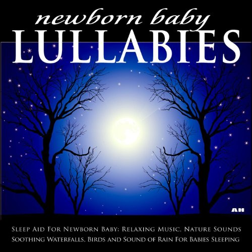 Sleep Aid For Newborn Baby: Relaxing Music, Nature Sounds, Soothing Waterfalls, Birds...