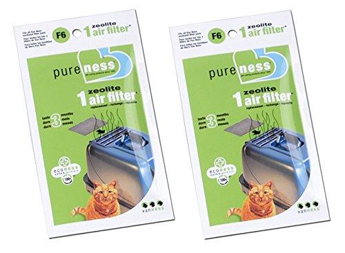 Pureness F6 Zeloite Air Filter (2-Pack)
