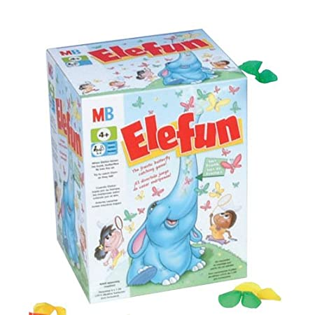 Elephant Butterfly Game