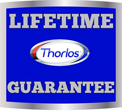 Thorlos Unisex Adult's 12 Hour Shift Thick Padded Crew Work Socks