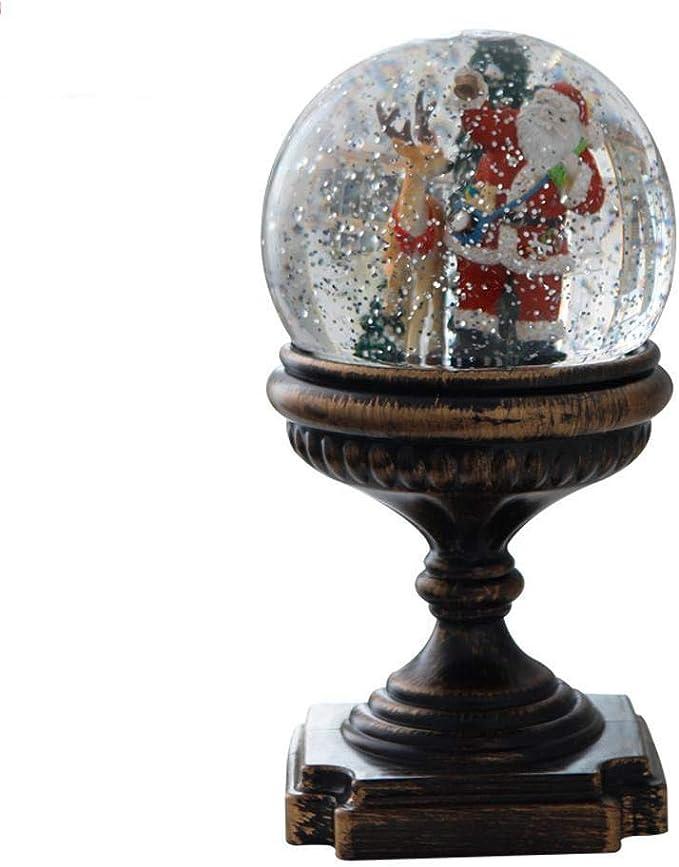 Defect Navidad Adornos candelabro Vela de Polo acuático de Fondo ...